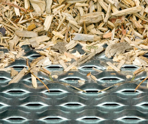 Wood Chip Drying Floor
